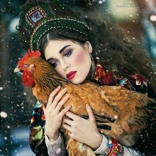 Masallar Fotoğrafçısı Margarita KAREVA