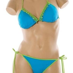 Mavi Bikini Modelleri 2014