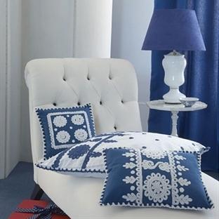 Mavi ve Beyazın Uyumunu Keşfedin