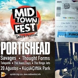 Midtown Fest : Girersen Çıkamazsın!