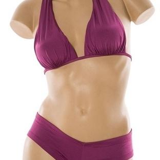 Mor Bikini Modelleri 2014