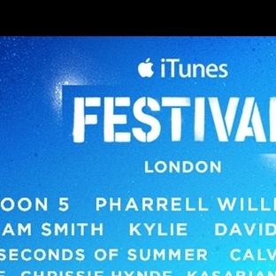 Müzik Etkinliği iTunes Festival 2014 Başlıyor
