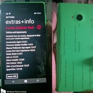 Nokia Lumia 730 Özellikleri