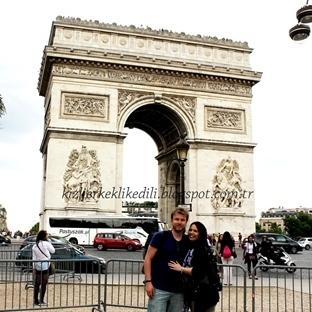 Notre Dame Katedrali ve Arc de Triomphe