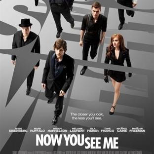 Now You See Me (2013) -Sihirbazlar Çetesi-