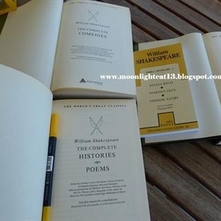 Okuma Halleri, Fotoğraflarla - William Shakespeare