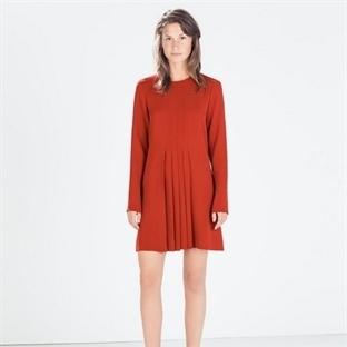 Orta Boylulara Yakışan Elbise Modelleri