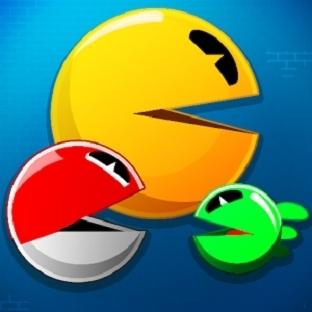 Pac-man artık android'de