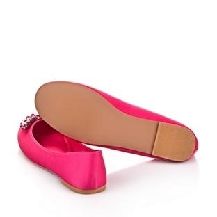 Pembe Yazlık Bayan Ayakkabı Modelleri