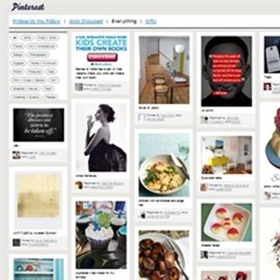 Pinterest'te Kusursuz Bir Şekilde İşletme Sayfası