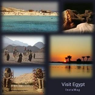 Piramitlerin İzinde Mısır
