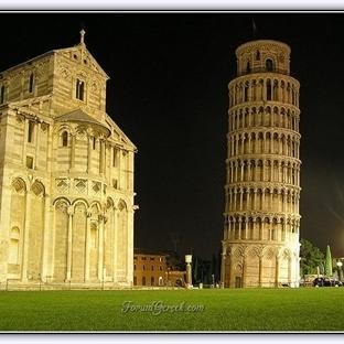 Pisa (Pizza) Kulesinin Tarihi ve Onarımı