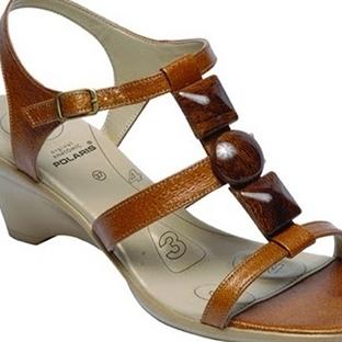 Polaris bayan sandalet modelleri