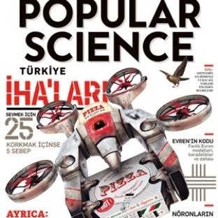 Popular Science TR Ağustos Sayısı
