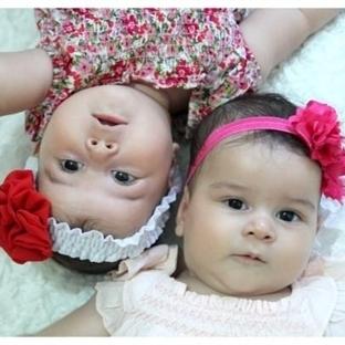 Prematüre Hikayeleri İkiz prensesler Ela ve Nil