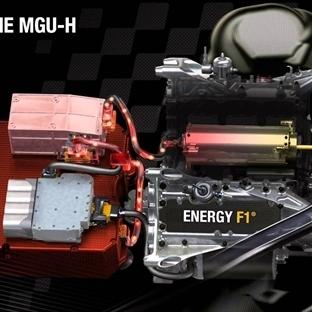 Renault Formula 1 Motorunda Hibrit Devrimi