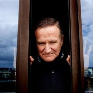Robin Williams Öldü!