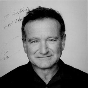 Robin Williams'a Veda