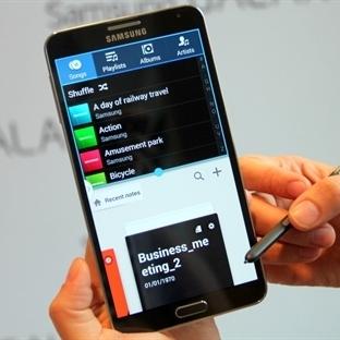 Samsung Galaxy Note 4 Eylül'de Piyasada