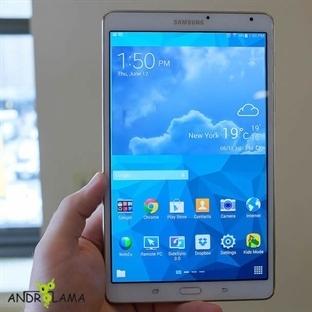 Samsung Galaxy Tab S Artık Türkiye'de