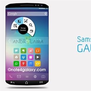 Samsung Galaxy Note 4 Geliyor
