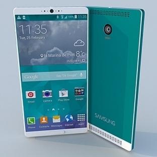 Samsung Galaxy S6 metal olabilir
