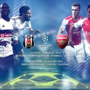 Şifresiz Beşiktaş Arsenal Maçını İzleme