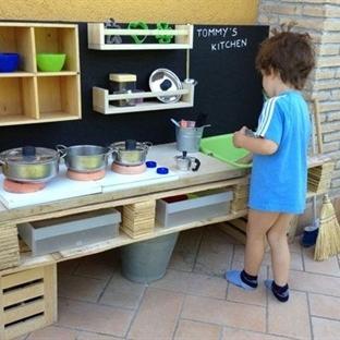 Летняя кухня своими руками из подручных материалов - Lance-lot.ru