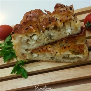 Sodalı peynirli börek nasıl yapılır