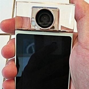 Sony'den ilginç tasarımlı telefon