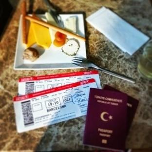 İspanya & Fransa Seyahati 1.Gün