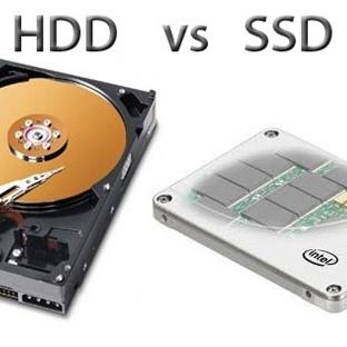 SSD ve HDD Karşılaştırması