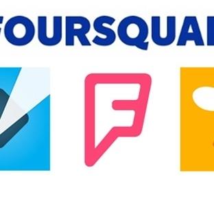 İşte Karşınızda Yenilenen Foursquare
