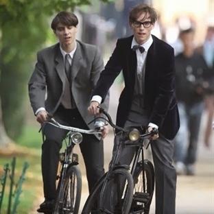 Stephen Hawking'in Hayatı Film Oluyor