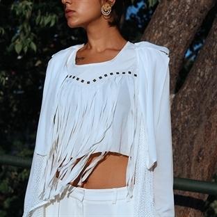 Stil Önerisi: Yaz Bitmeden Beyazlarınızı Giyin!
