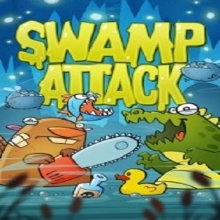 Swamp Attack Android Apk indir