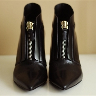 Take or Toss? | Lederstiefeletten by Zara