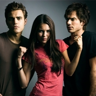 The Vampires Diaries 5. sezon ve Bitirseler mi art
