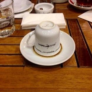 Türk Kahvesi Nasıl Kapatılır?