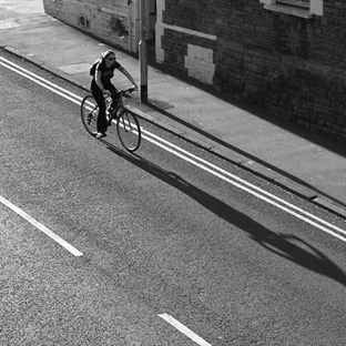"""""""Ulaşım aracım bugün bisiklet, yarın da bisiklet o"""