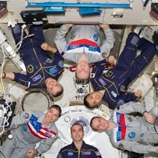 Uluslararası Uzay İstasyonunda Günlük Hayat