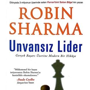 Unvansız Lider, Robin Sharma