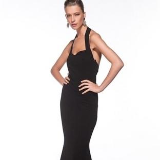 Uzun bacaklılara yakışan elbise modelleri