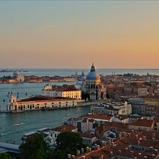 Venedik' te kaybolmak..