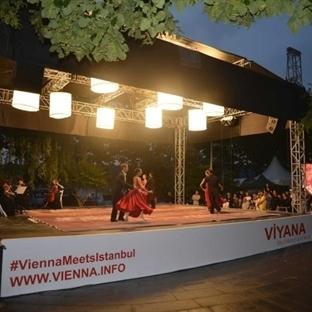 Viyana ile İstanbul'un Romantik Buluşması