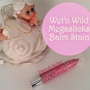 Wet'n Wild Megaslicks Balm Stain - Pinky Promise(E