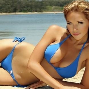 Yarasa kol bikini takımı modelleri