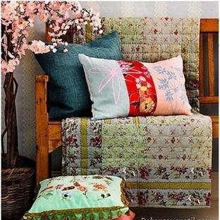 Yastıklarla Dekorasyon