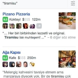 Yepyeni Foursquare sizlerle !