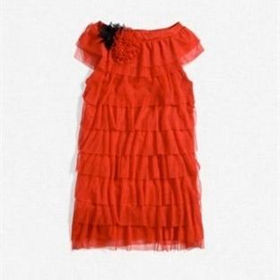 Zara Kız Çocuk Elbise Modelleri